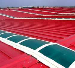 温州钢结构防水