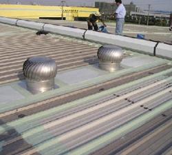 鋼結構防水